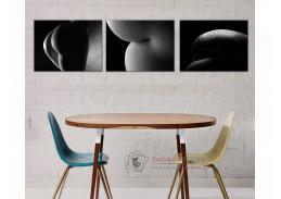 ART 01, obrazový set 3D 50x40cm
