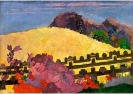 A-110 Paul Gauguin - Posvátná hora