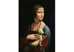 R1-1 Leonardo da Vinci - Dáma s hranostajem