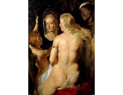 VRU115 Peter Paul Rubens - Venuše před zrcadlem