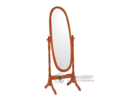 20124, zrcadlo stojací, třešeň