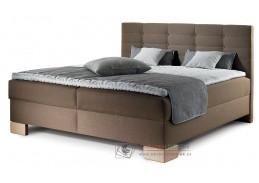 VIANA, čalouněná postel - boxspring 180x200cm