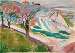 D-7131 Edvard Munch - Krajina