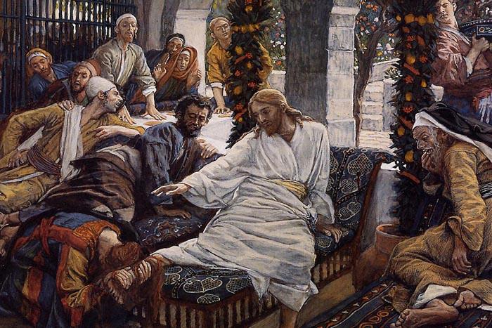 R16-112 James Tissot - Krabička Máři Magdalény