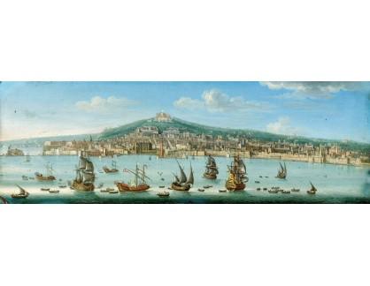 VP401 Juan Ruiz - Pohled na Neapol