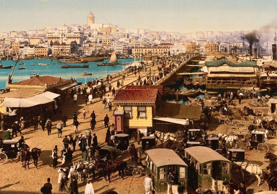 Fotochrom VF 107 Constantinopol, Turecko