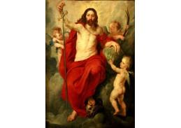 VRU04 Peter Paul Rubens - Kristův triumf nad smrtí a hříchem