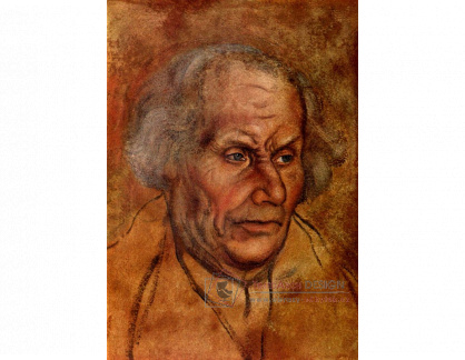 VlCR-78 Lucas Cranach - Portrét Lutherova otce