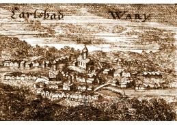 Obraz Karlové Vary VVH 210