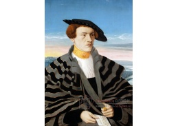 PORT-102 Conrad Faber - Portrét Gilbrechta von Holzhausen