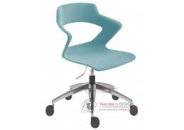 AOKI 2160 PC ALU, kancelářská židle, výběr provedení