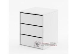 IDEA ID-13, kontejner do skříně, bílá