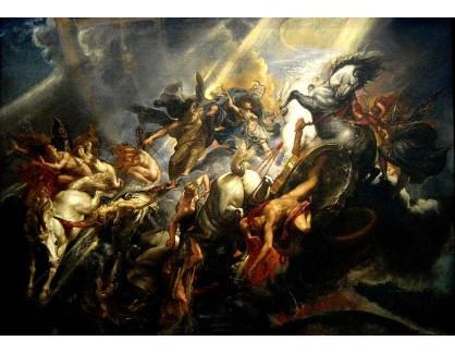 VRU186 Peter Paul Rubens - Pád Phaetonu