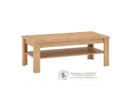 VINCO T, konferenční stolek, dub wotan