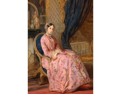 VANG122 Christina Robertson - Portrét vévodkyně Marie Leuchtenberg