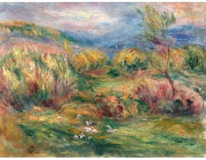KO III-341 Pierre Auguste Renoir - Krajina Arbore