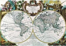 Obraz mapa VM 11