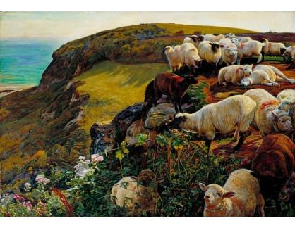 VANG292 William Holman Hunt - Naše anglické pobřeží