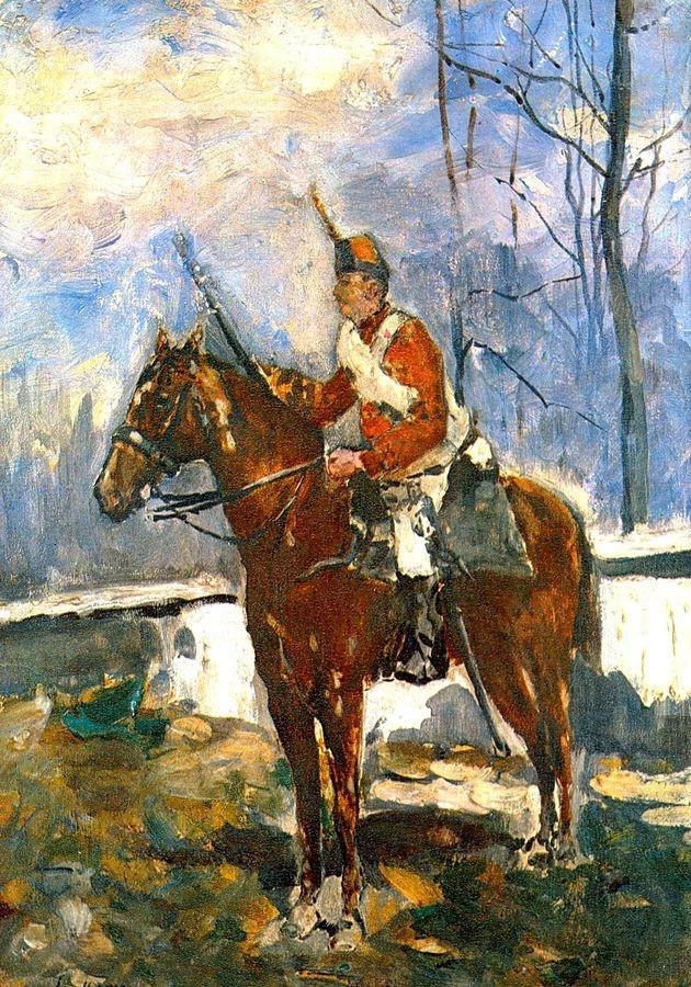 VSO101 Stefan Luchian - Kavalerista