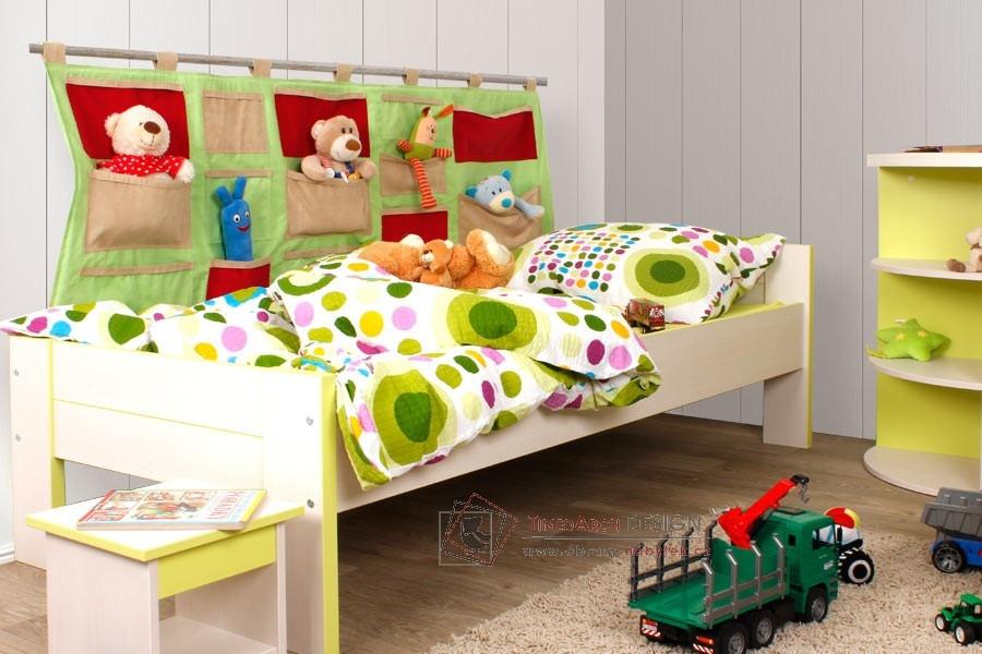 Kapsář dětský za postel CK