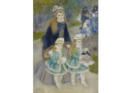 R14-111 Pierre-Auguste Renoir - Procházka
