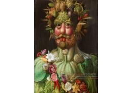 VGA10 Giuseppe Arcimboldo - Rudolf II