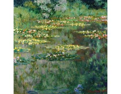 VCM 109 Claude Monet - Lekníny