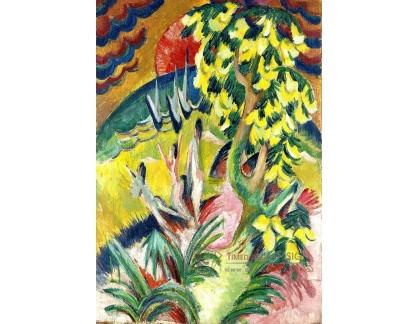 VELK 78 Ernst Ludwig Kirchner - V zálivu