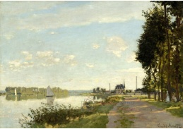 D-7070 Claude Monet - Argenteuil