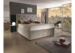 PALLADIO, čalouněná postel - boxspring 160x200cm