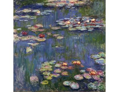 VCM 138 Claude Monet - Lekníny