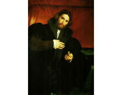 VLL 20 Lorenzo Lotto - Portrét muže