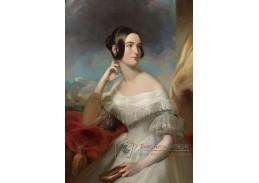 DDSO-2999 Samuel Bell Waugh - Portrét Jane Mercer