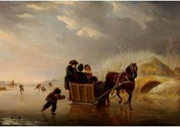 DDSO-1507 Andries Vermeulen - Sáně na ledě