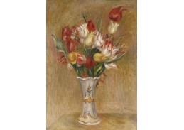 R14-106 Pierre-Auguste Renoir - Tulipány