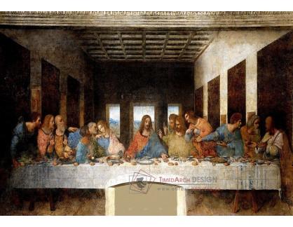 VR1-23 Leonardo da Vinci - Poslední večeře
