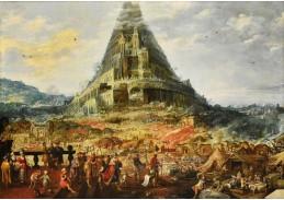 A-755 Joos de Momper - Babylonská věž