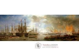D-6419 John Wilson Carmichael - Bombardování Sveaborgu 9 srpna 1855