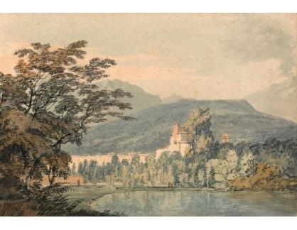 Joseph Mallord William Turner - Dům Sira Williama Hamiltona