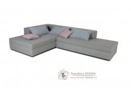 DOLCE, postel - sedačka, výběr čalounění