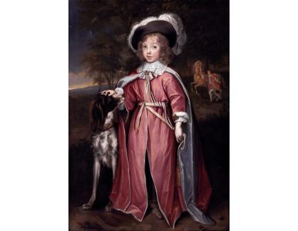 VANG126 John Michael Wright - Filip VII, hrabě z Pembroke