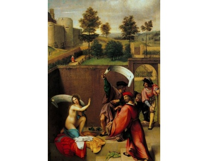 VLL 21 Lorenzo Lotto - Susanna a starší