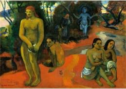 D-7545 Paul Gauguin - Te Pape Nave Nave