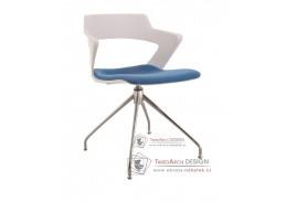 AOKI STYLE 2160 TC SEAT UPH, konferenční židle, výběr provedení