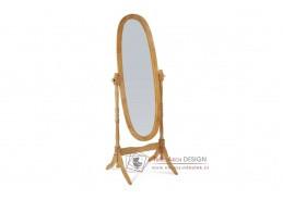 20124 OAK, zrcadlo sklopné, dub