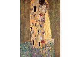 R3-8 Gustav Klimt - Polibek