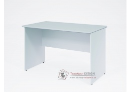 SMART, psací stůl 158x67cm, bílá