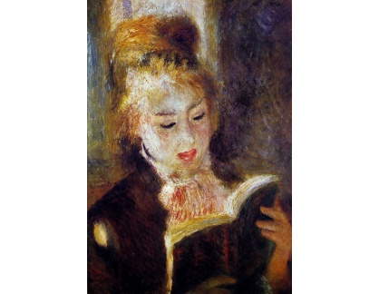 VR14-178 Pierre-Auguste Renoir - Čtenářka