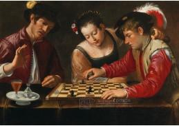 DDSO-3215 Caravaggio - Hráči