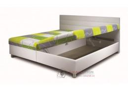 DESIGN, čalouněná postel 180x200cm